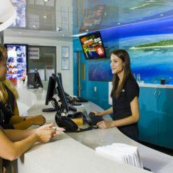 Receptionist 3