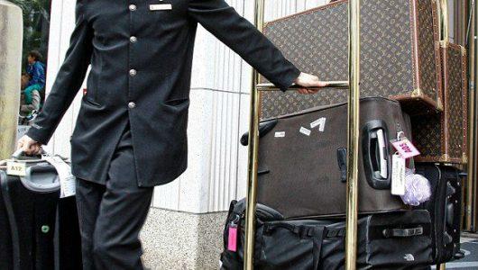 Luggage Porter 5