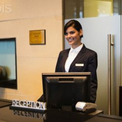 Receptionist -1