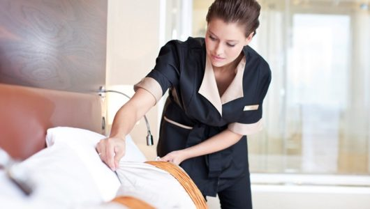 housekeeping poza